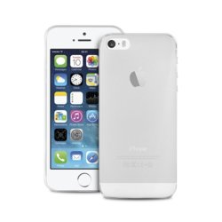 PURO Ultra Slim 0.3 mm etui iPhone 5/5S/SE transparent