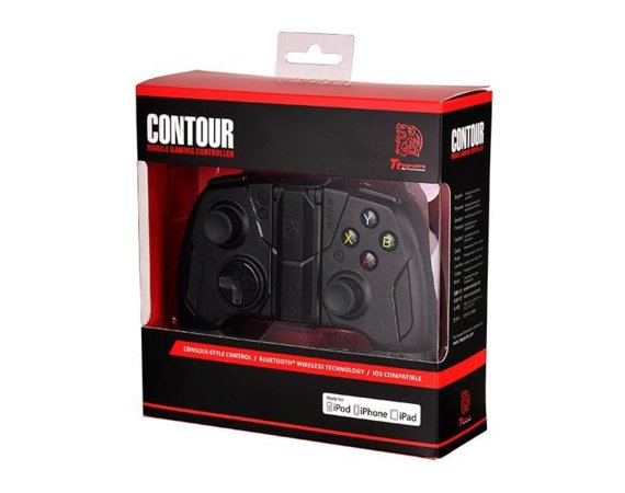 Thermaltake Tt eSPORTS kontroler do gier -  Contour MFi Bluetooth dla iPad, iPhone, iPad