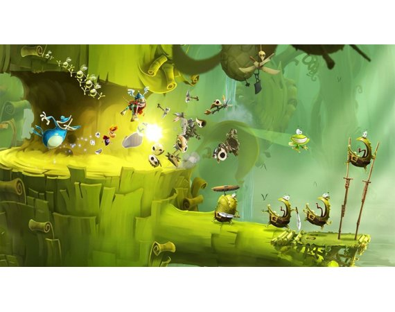 UbiSoft Rayman Legends Xbox One PL