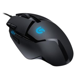 Logitech G402 Hyperion Fury Gaming 910-004067