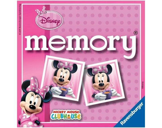 Gra Memory Minnie Mouse