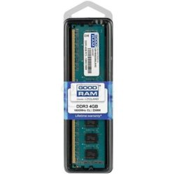 GOODRAM DDR3 4GB/1600 CL11 Dual Rank 256*8