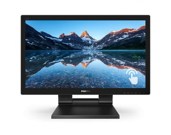 Philips Monitor 222B9T 21.5 LED Touch DVI HDMI DP USB Głośniki