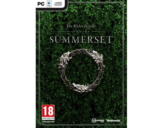 Cenega Gra PC The Elder Scrolls Online Summerset