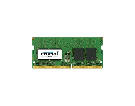 Crucial DDR4 16GB/2400 CL17 SODIMM DR x8 260pin