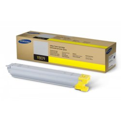 HP Inc. Samsung CLT-Y809S Yellow Toner Cartridge