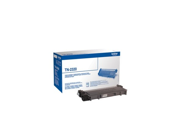 Brother Toner TN2320 BLACK 2600stron do serii HLL23xx/DCPL25xx/MFCL27x