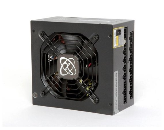 XFX Black Edition XTR 750W Full Modular (80+ Gold, 4xPEG, 135mm, Single Rail)