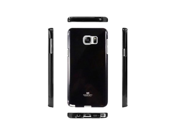 Mercury Etui JELLY Case Motorola Moto Z Play czarny