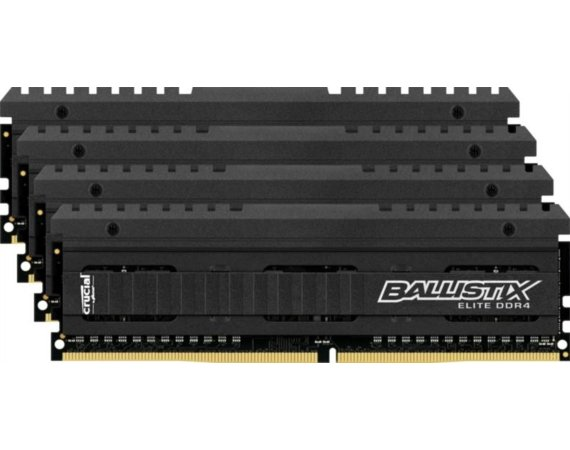 Ballistix DDR4 Elite 64GB(4*16GB) /3200 CL15 DR x8