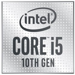 Intel Procesor Core i5-10600 K BOX 4,1GHz, LGA1200