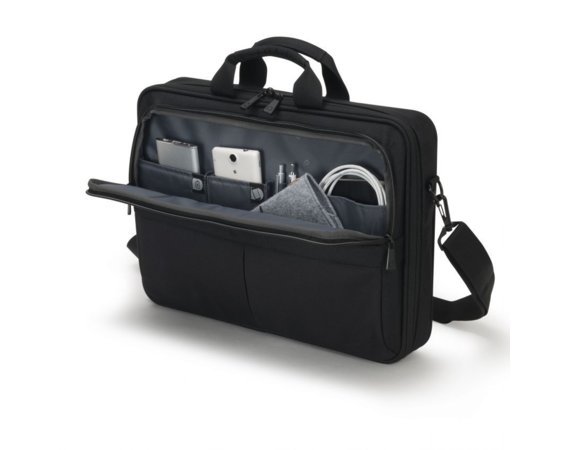 DICOTA Torba na laptopa ECO Multi SCALE 14-15.6 czarna