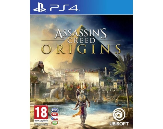 UbiSoft Gra PS4 Assassins Creed Origins