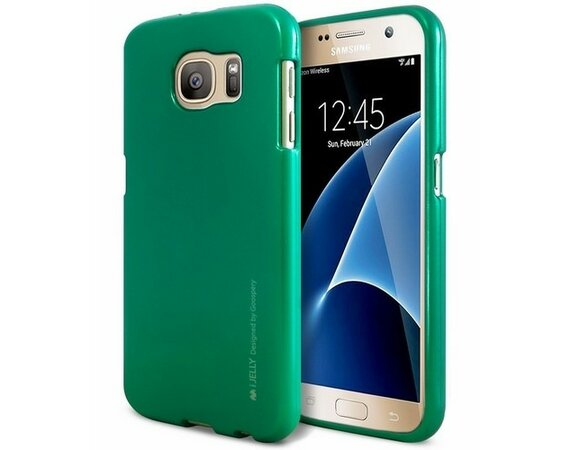 Mercury Etui I-Jelly Samsung S8 Plus G955 zielony matowy