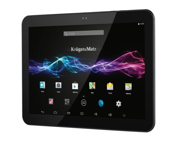 "Kruger & Matz  TABLET EAGLE 1064.1G 10.1"" ANDROID 4.4 3G"