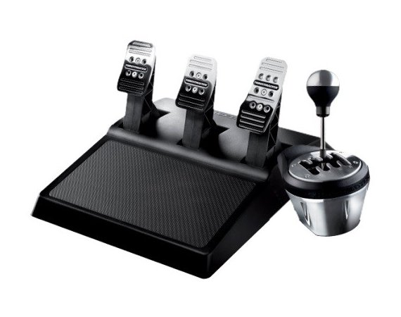 Thrustmaster Zestaw Skrzynia TH8A + Pedaly T3PA PC Xbox PS3/4