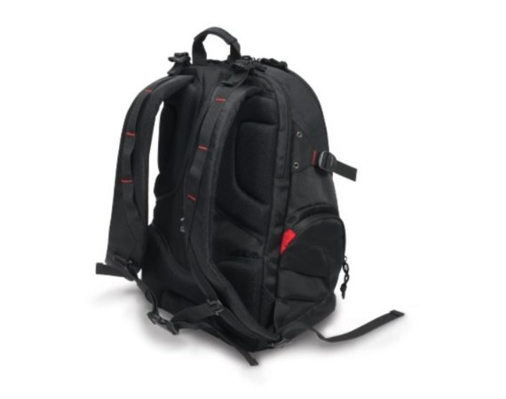 DICOTA Backpack E-Sports 15-17.3'' BLACK