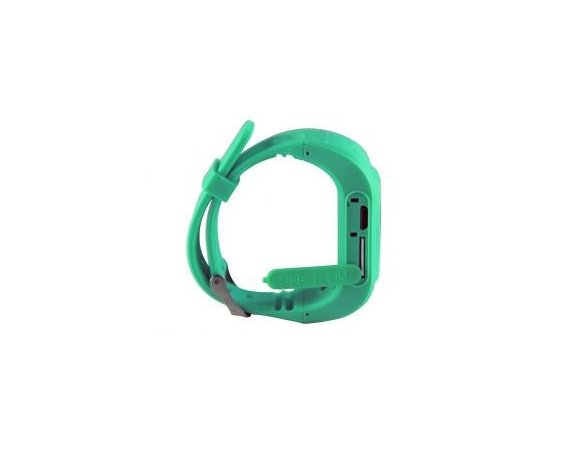Media-Tech KIDS LOCATOR GPS ZEGAREK TYPU SMARTWATCH, ZIELONY