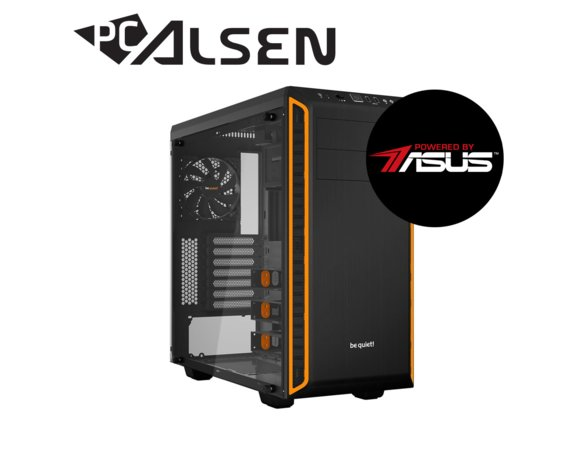 PC Alsen Golden Gamer by ASUS