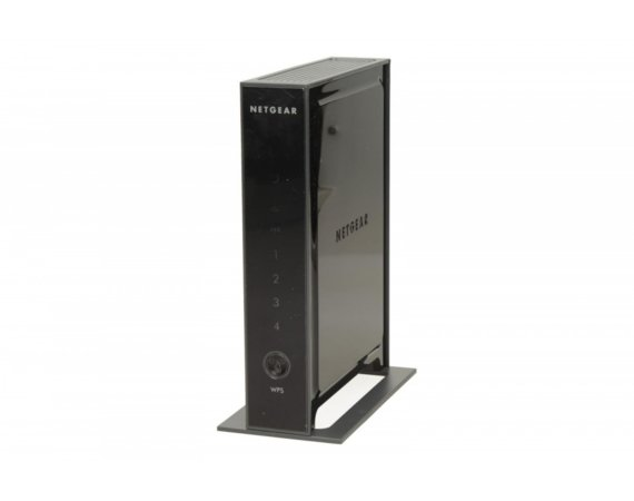 Netgear WNR3500L router xDSL WiFi N300 (2.4GHz) Open Source 1xWAN 4x1GB LAN 1xUSB (HDD/Flash)