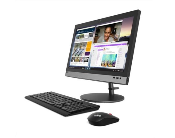 Lenovo AiO V330-20ICB 10UK0005PB W10Pro G5400/4GB/1TB/INT/DVD/19.5 NT/WiFi+BT/3YRS OS