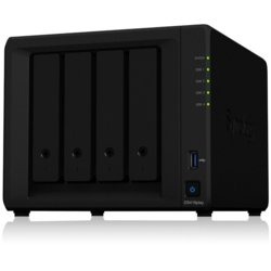 Synology DS418play 4X0HDD 2GB 2x 2.0Ghz 2xGbE 2xUSB AES-NI