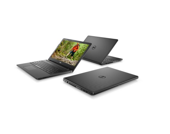 "Dell Inspiron 3567 Win10Home i3-6006U/256GB/4GB/DVDRW/Intel HD/15.6""FHD/40WH/Black/1Y NBD+1Y CAR"