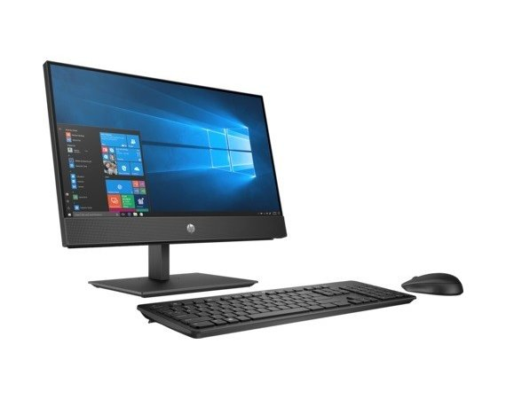 HP Inc. Komputer All-in-One 600AIONT G4 i5-8500 512/8GB/DVD/W10P 4KX96EA
