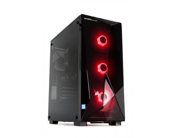 OPTIMUS E-Sport GB360T-CR7 i5-9400F/16G/500G+2TB/RTX 1660 6GB