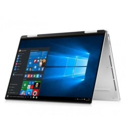 "Dell XPS9310 2in1 W10Home i5-1135G7/256GB/8GB/Intel Iris XE/13,4""FHD+/Touch/KB-Backlit/4-cell/Silver/2Y BWOS"