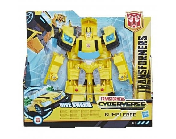 Figurka Transformers Action Attackers Ultra Bumblebee