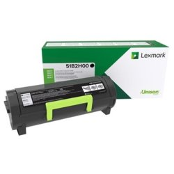 Lexmark MS/MX4/5/617 Return Black CRTG 51B2H00