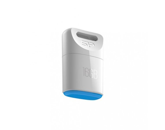 Silicon Power SIP TOUCH T06 16GB USB 2.0 Biały