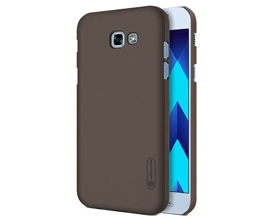 Nillkin Etui Frosted dla Samsung Galaxy A3 2017 Brown