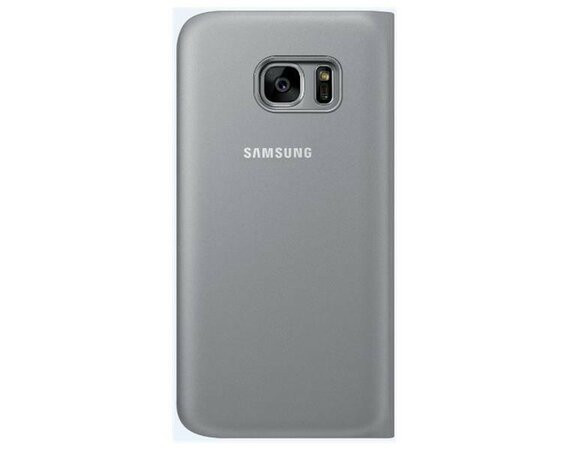 Samsung S View Cover Galaxy S7 Edge Silver
