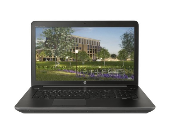 HP Inc. ZBook17 G4 i7-7700HQ 256/8G/17,3/W10P Y6K23EA