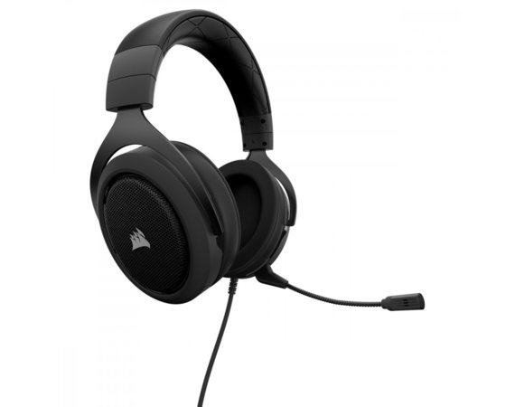 Corsair HS60 CARBON Stereo Gaming Zestaw słuchawkowy SURROUND 7.1