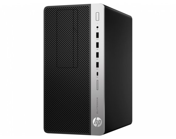 HP Inc. Komputer EliteDesk 705MT G4 A10-9700 1TB/8GB/DVD/W10P 4HN06EA