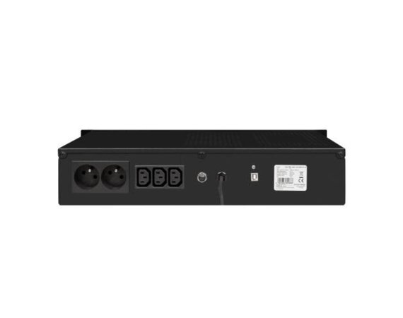 "EVER UPS  ECO Pro 700 AVR CDS 19"" 2U"