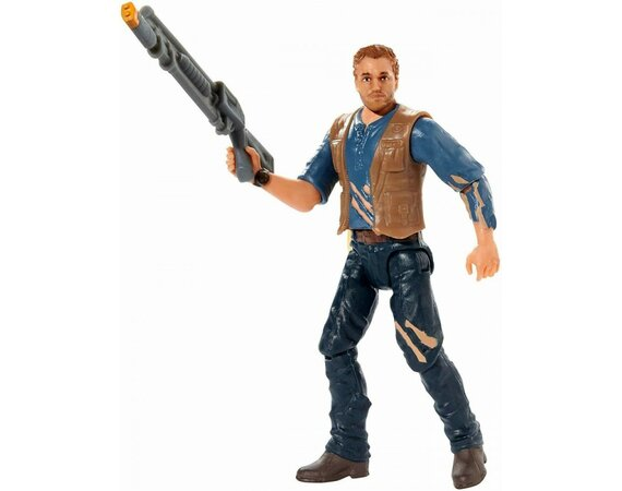 Figurka Jurassic World - Owen Mercenary