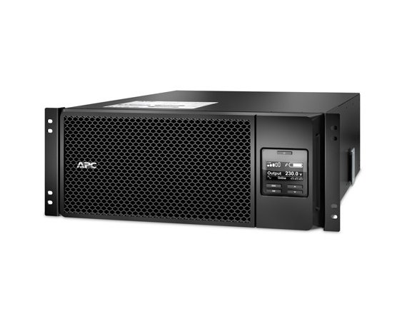 APC SRT6KRMXLI Smart-UPS SRT 6000VA Rack 230V