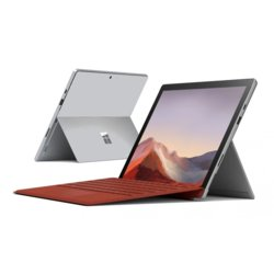Microsoft Surface Pro 7 Platinium 256GB/i5-1035G4/8GB/12.3 Win10Pro Commercial PVR-00003