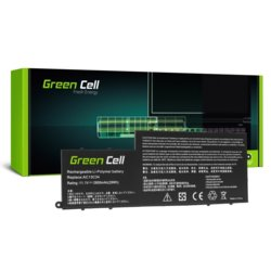 Green Cell Bateria do Acer Aspire E3-111 11,4V 2,6Ah