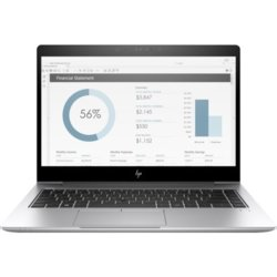 HP Inc. Notebook EliteBook 745 G5 R3-2300U W10P 128/4GB/14  3ZG90EA