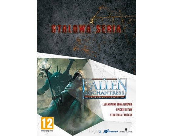 Techland Elemental: Fallen Enchatress Stalowa Seria PC