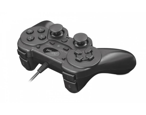 Trust Ziva Wired Gamepad for pc and ps3