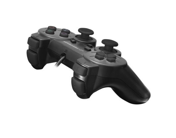 Esperanza GAMEPAD PS3/PC USB TROOPER CZARNY