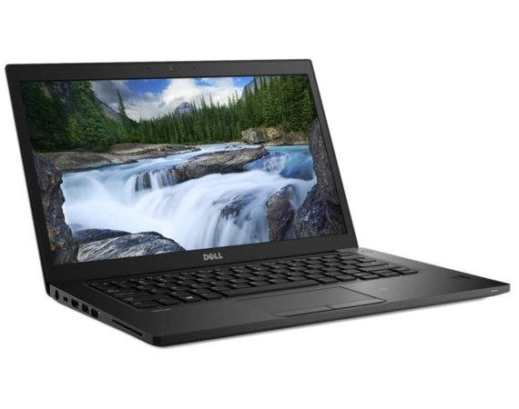 "Dell Notebook Latitude 7390 Win10Pro i5-8350U/256GB/8GB/Intel UHD620/13.3""FHD/Touch/KB-Backlit/4-cell/3Y NBD"