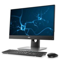 Dell Komputer Optiplex 5480 AIO/Core i5-10500T/8GB/256GB SSD/23.8 FHD Touch/Integrated/Adj Stand/Cam & Mic/WLAN + BT/Kb/Mouse/155W/W10Pro/
