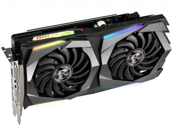 MSI Karta graficzna GeForce GTX 1660 TI GAMING 6G 192BIT GDDR6 HDMI/3DP